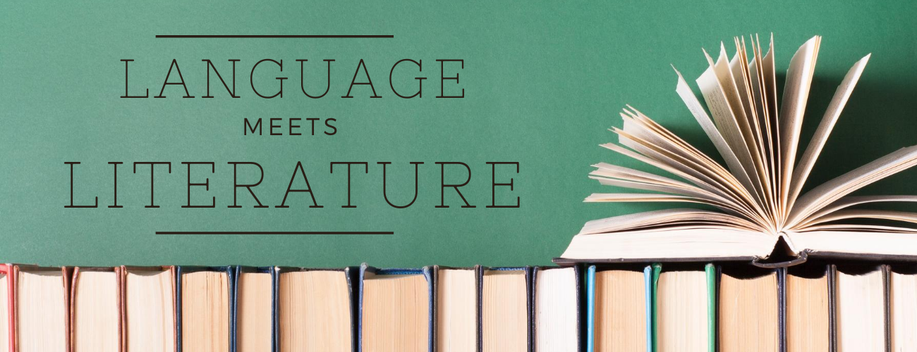 Language Meets Literature
